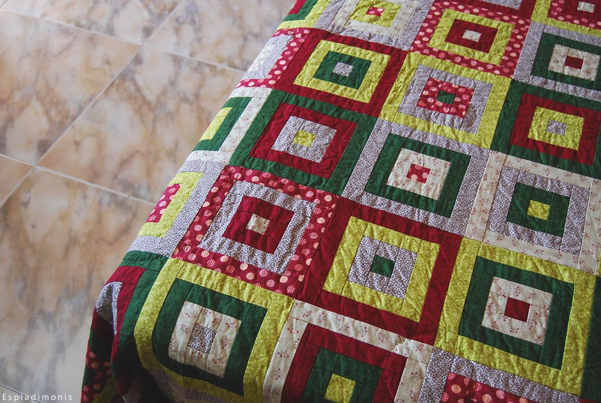 Colcha Decorativa Casa E Coroa Vila Real