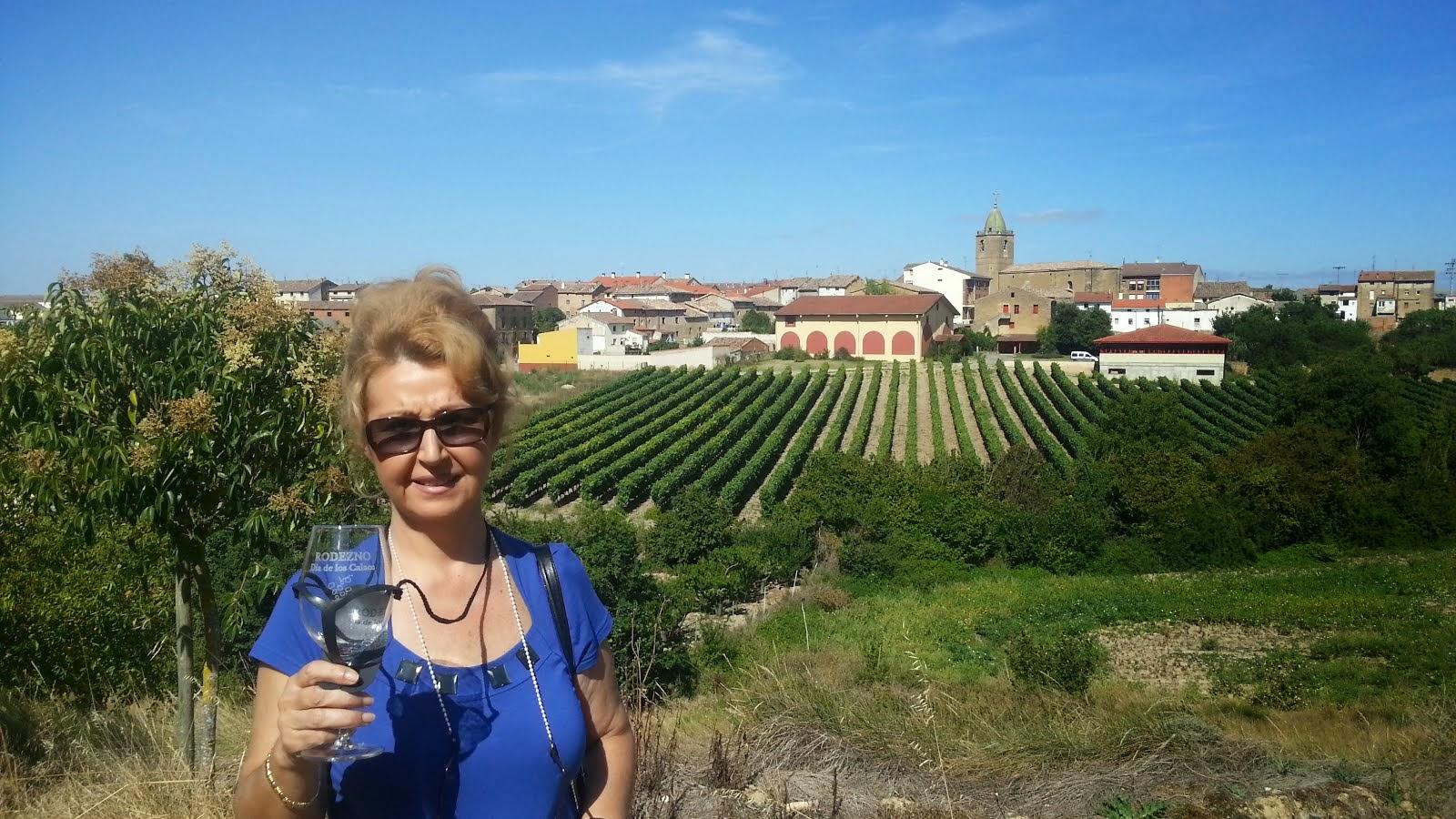 """La Rioja Tierra con nombre de vino """"VIDEO"""" 1"""