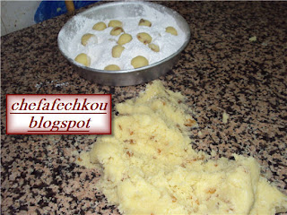 Délices à la noix de coco au raisin sec