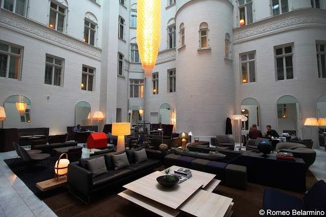 Nobis Hotel Lounge Hotels in Stockholm Sweden