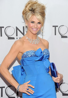 Christie Brinkley Diamond Necklace