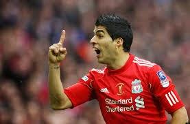 Luis Suarez Top EPL Player