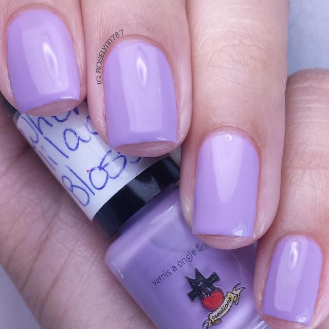 MTL Creations - When Lilacs Blossom