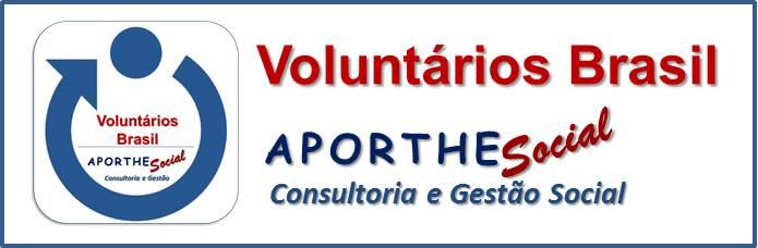 VOLUNTÁRIOS BRASIL - APORTHE SOCIAL