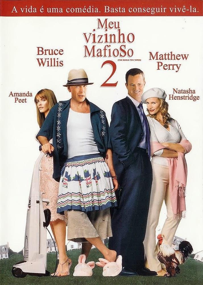 Meu Vizinho Mafioso 2 – Dublado