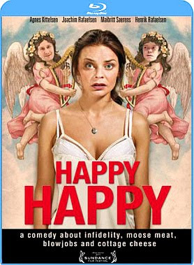 Filme Poster Insanamente Feliz BDRip XviD & RMVB Legendado