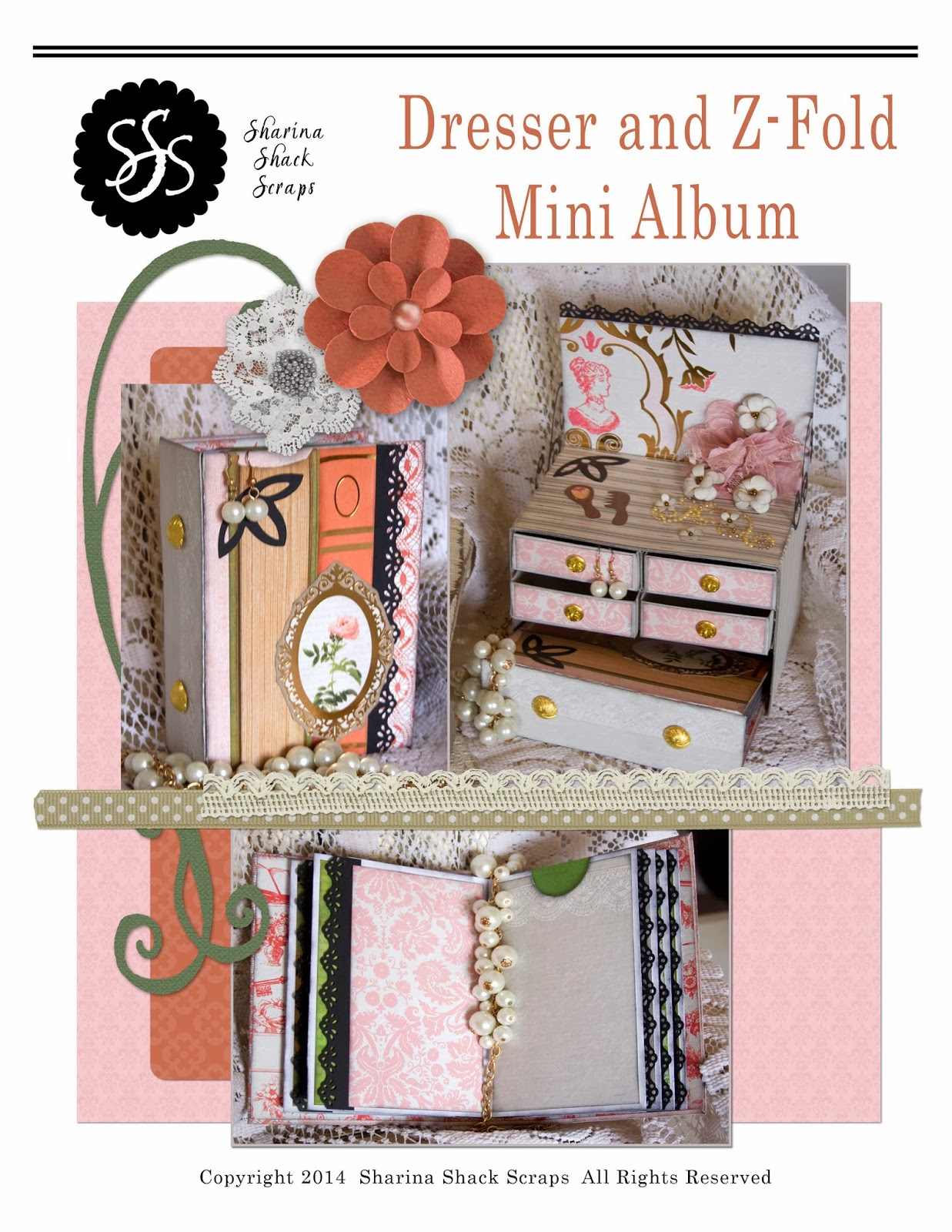 http://sharinashack.com/product/dresser-z-fold-mini-album/