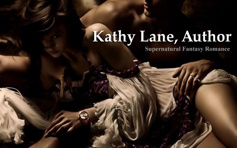 Kathy Lane, Author