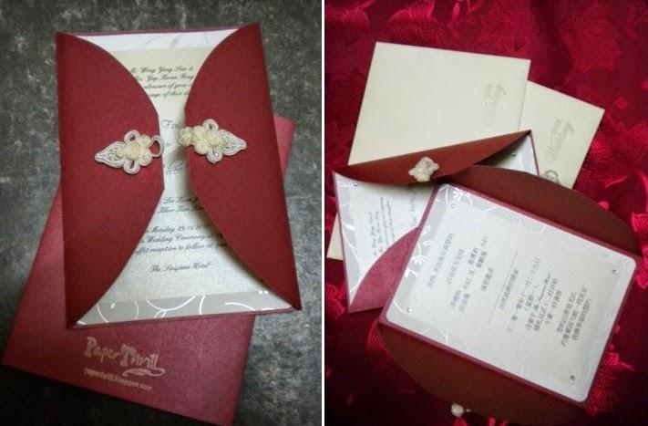 PaperThrill Wedding Invitations