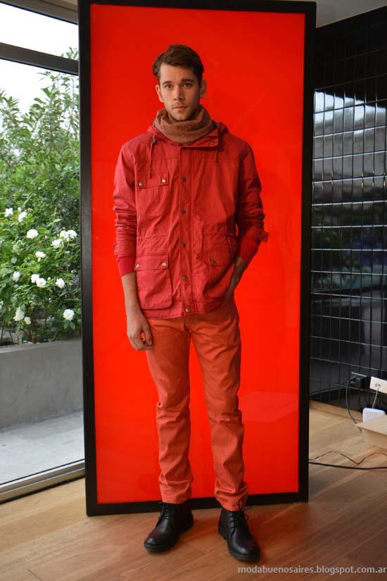 Levi's otoño invierno 2013 ropa de marca