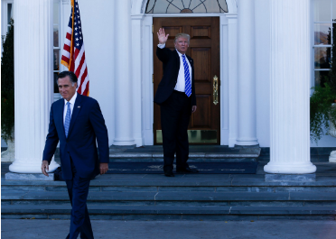 "Donald Trump interviewed Mitt Romney for the Secretary of State job ""just to torture him"""