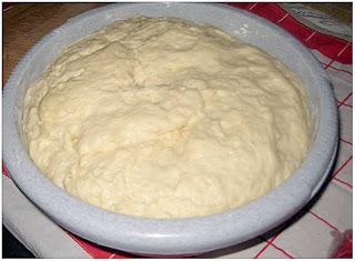 Recept: Kiflice sa sirom - testo