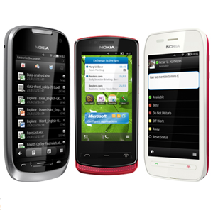 Nokia Microsoft Phones