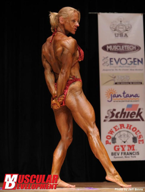 Tammy Palowski Female Muscle Bodybuilding 2011
