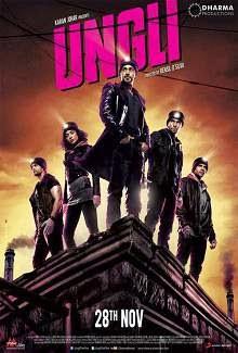 Ungli (2014) Hindi Movie Poster