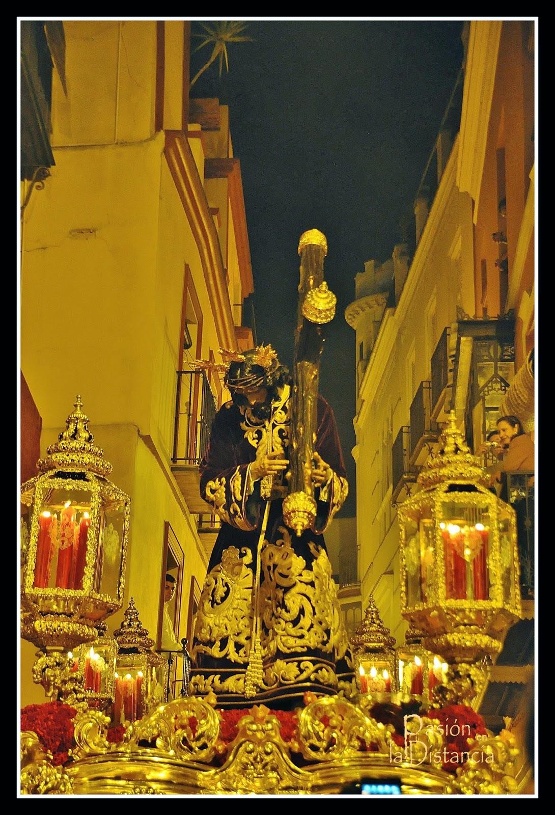 San Roque Semana Santa Sevilla 2014 Domingo de Ramos Boteros