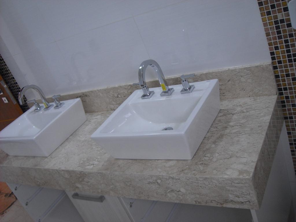 Modelos de Balcão para Banheiro e Lavabo: Onde Comprar #545F77 1024x768 Bancada Banheiro Comprar