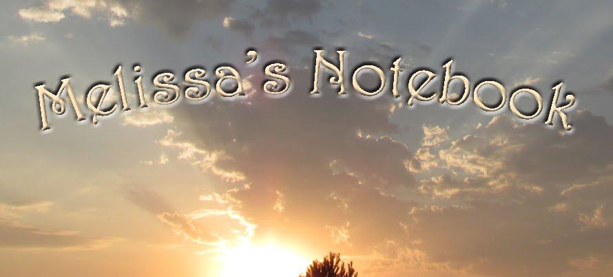 Melissa's Notebook