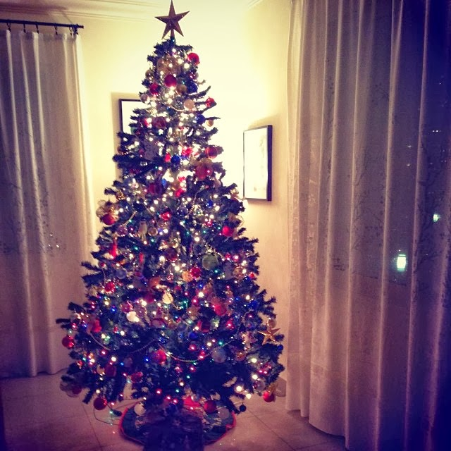 Our Gorgeous Christmas Tree