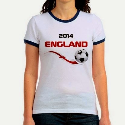 World Cup 2014 Shirts for Girls