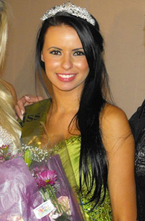 Lillian Jonker,Miss Asia Pacific World South Africa 2012