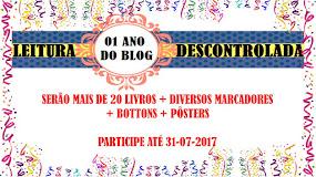 SORTEIO 01 ANO LEITURA DESCONTROLADA