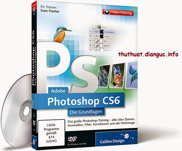 Download Photoshop CS6 Portable Full