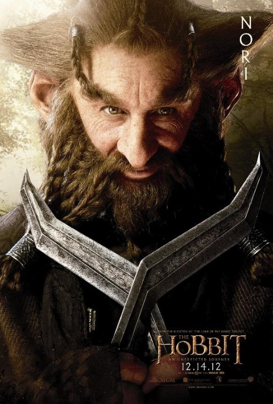 An Aside | First look at the Dwarfs from THE HOBBIT - A