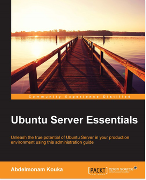 My second book:  Ubuntu Server Essentials