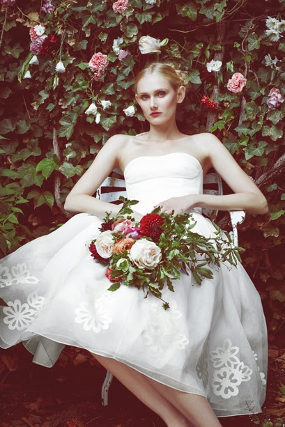 Weddings Honor Spring Summer 2015 For Stone Fox Bride