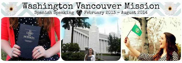 Washington Vancouver Mission