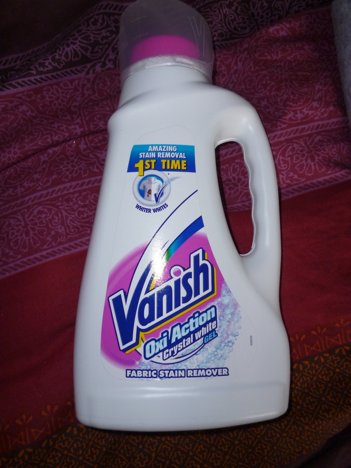 Vanish (stain remover): customer reviews