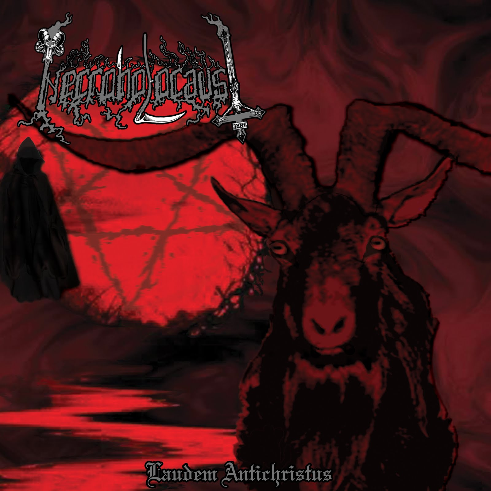 Necroholocaust - Laudem Antichristus - Press Release + Track Stream.