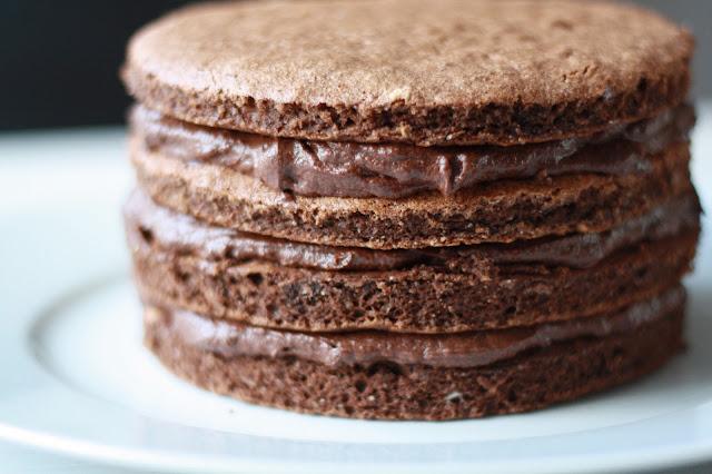 cokoladovy dort bez lepku