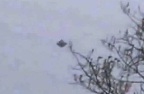 Clear Saucer UFO Caught Above Mexico 2015, UFO Sighting News