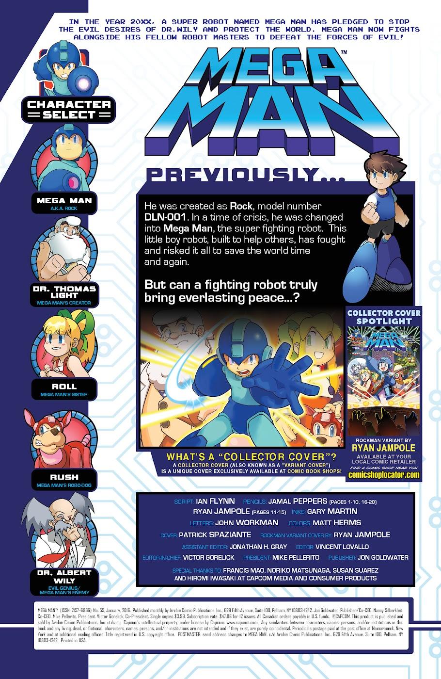 Mega Man (2011)