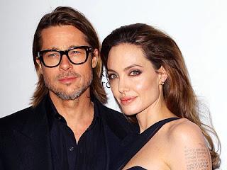 Angelina Jolie And Brad Pitt