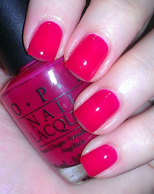 hot pink jelly