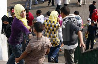التحرش في مصر