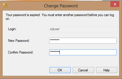 change password in sql server authentication