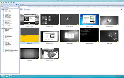 Screenshot VMware Workstation 9.0.2