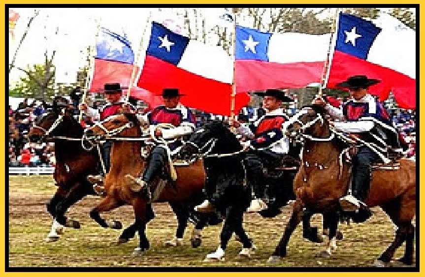 DIOS BENDIGA  A CHILE!..