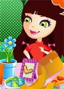 Рита ищет печенье - Онлайн игра для девочек