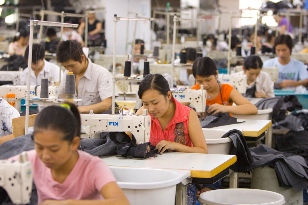 fashion business is labour intensive but Labor intensive industry refers to that industry, which requires substantial amount of human labor to produce the industrial products as the name suggests, these labor intensive industries use labor intensively.