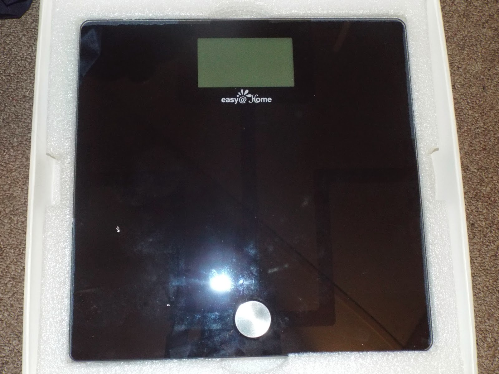 Easy@Home Digital Scale