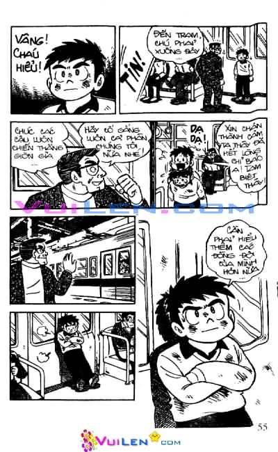 Jindodinho - Đường Dẫn Đến Khung Thành III  Tập 8 page 55 Congtruyen24h