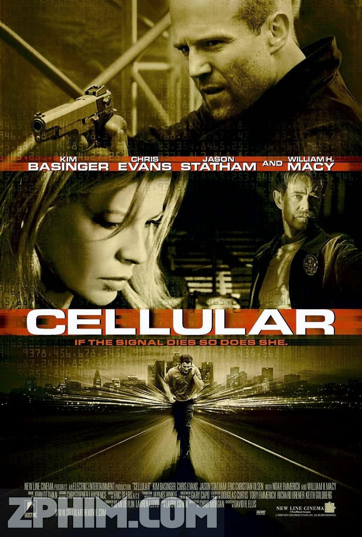 Tín Hiệu Sống - Cellular (2004) Poster