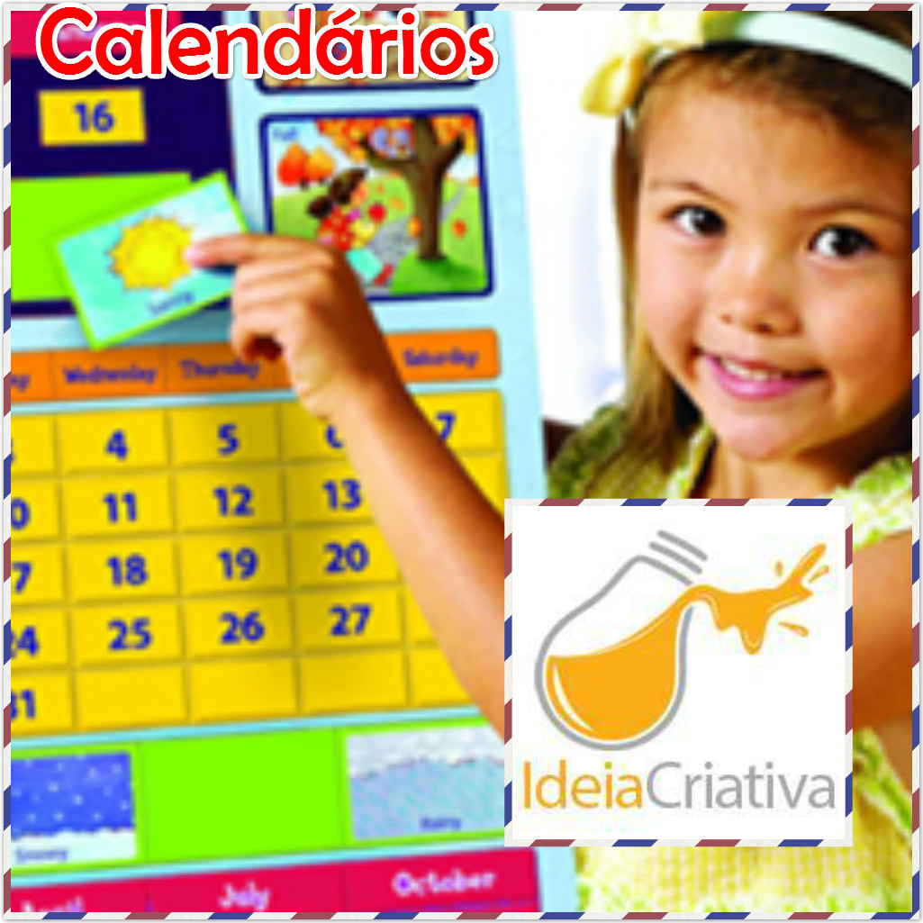 Calendários Escolares