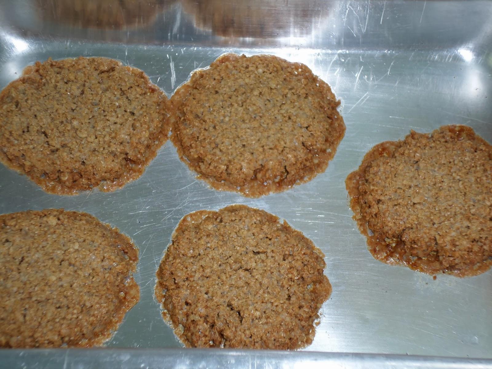Cookie de Aveia...
