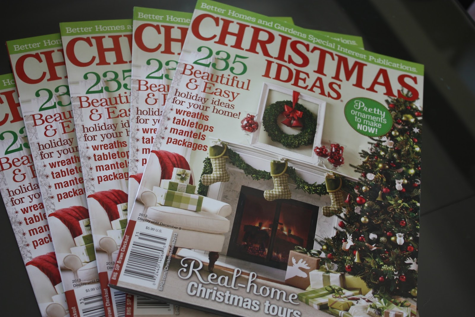 The Yellow Cape Cod: Better Homes And Gardens Christmas Ideas 2013 ...